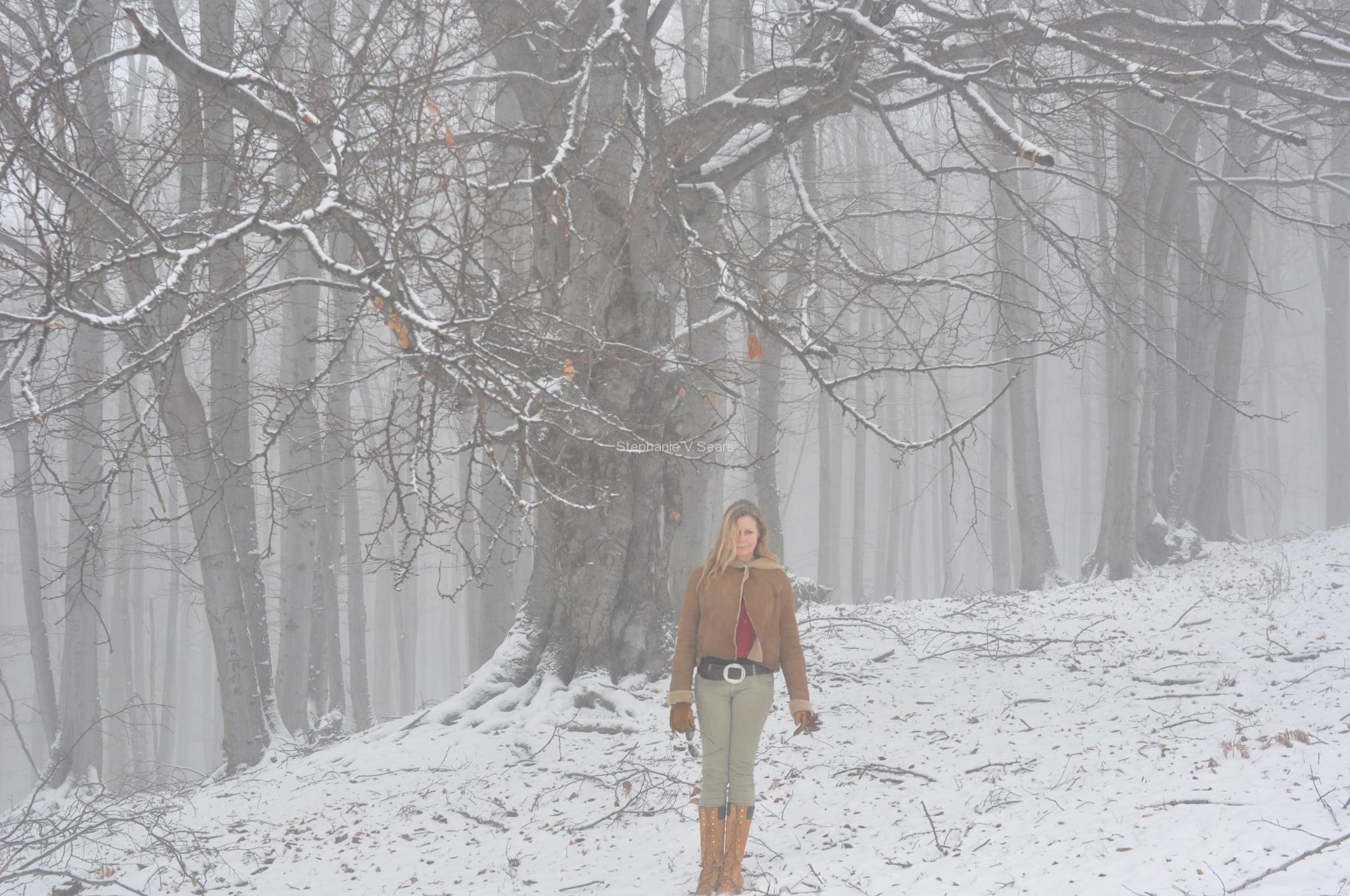 Me in Kalofer forest, Bulgaria