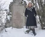Visit to Adam von Trott's monument